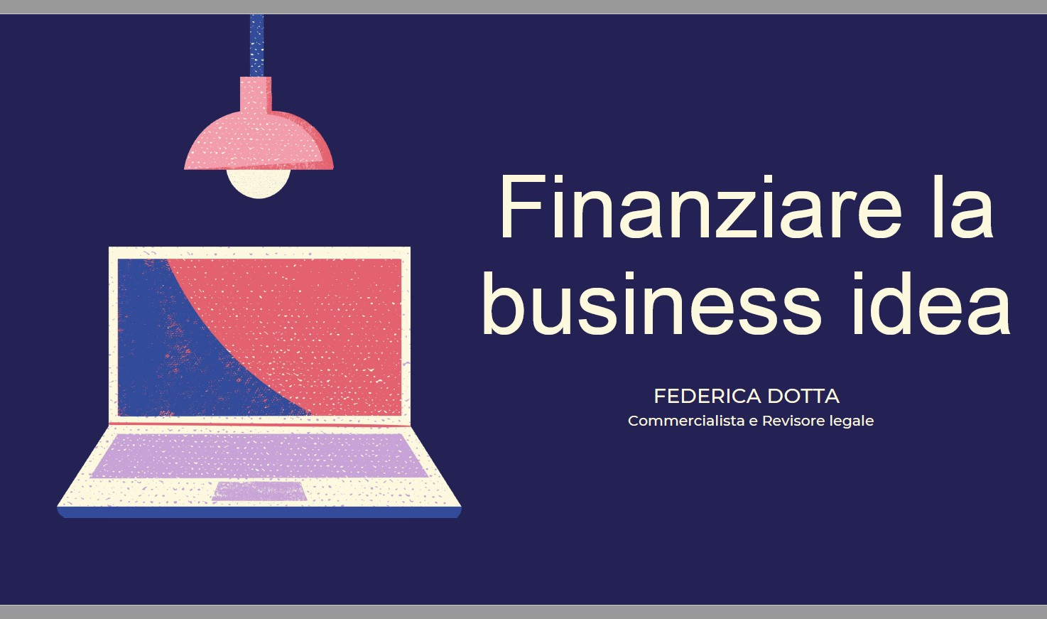 finanziare la tua idea di business